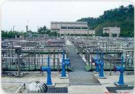 韩国景阳市政污水处理项目