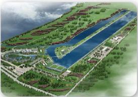 北京奥运会顺义水上项目循环水处理