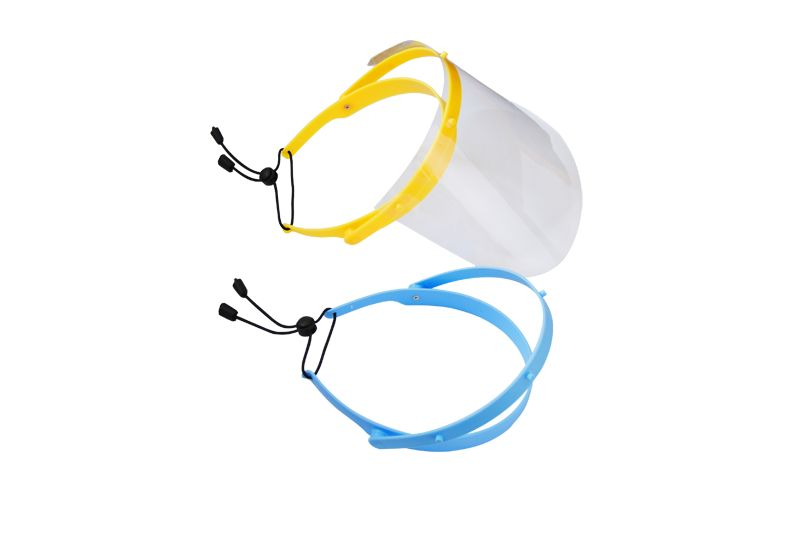 弹性带防雾面罩