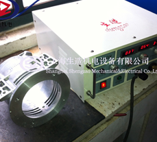 铝合金电机壳修补