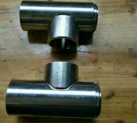 不锈钢圆管焊接