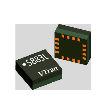 三轴磁传感器QMC5883L/DB5883