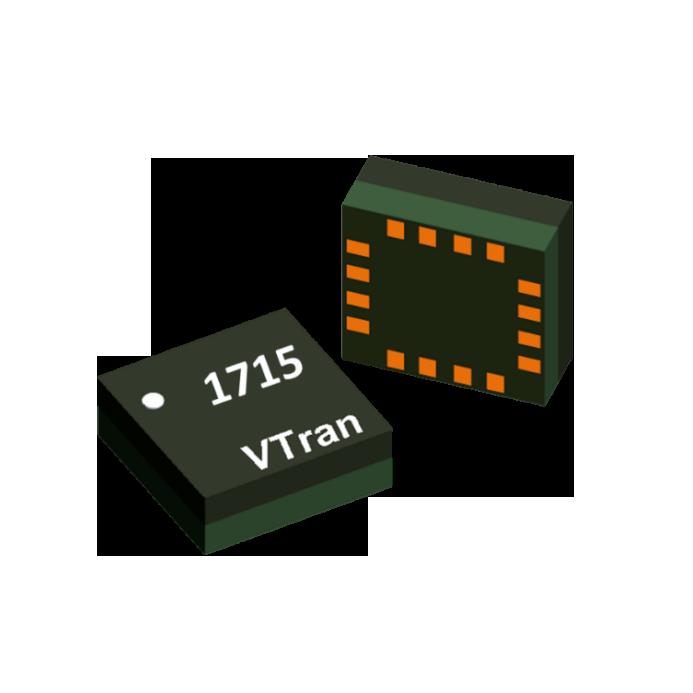 磁角度传感器VCE1715