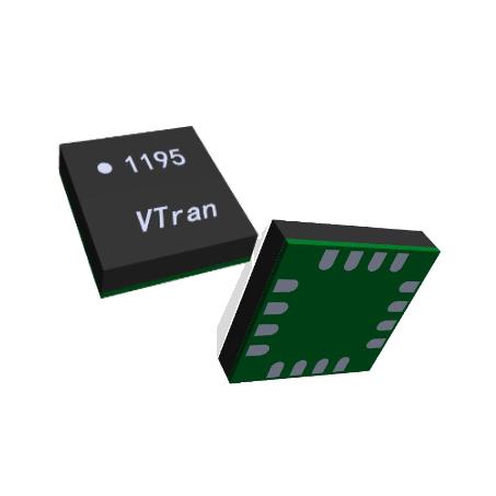 三軸磁傳感器 VCM1195