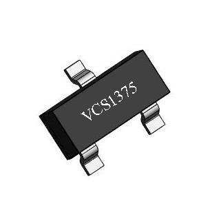 低功耗推挽式磁开关系列VCS137X