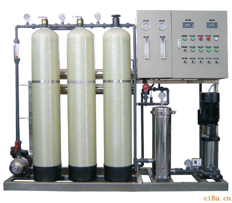 工業給水處理工程