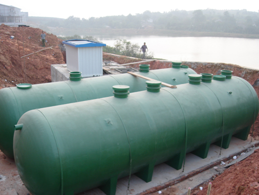 生活污水處理工程