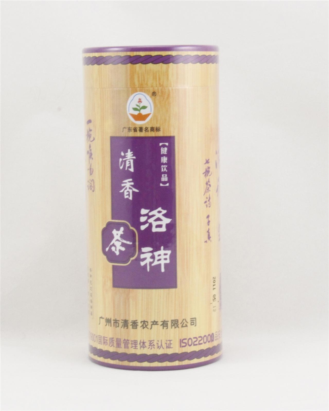 粤清香洛神花茶(筒装)