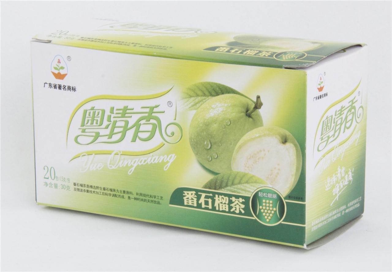 粤清香番石榴茶