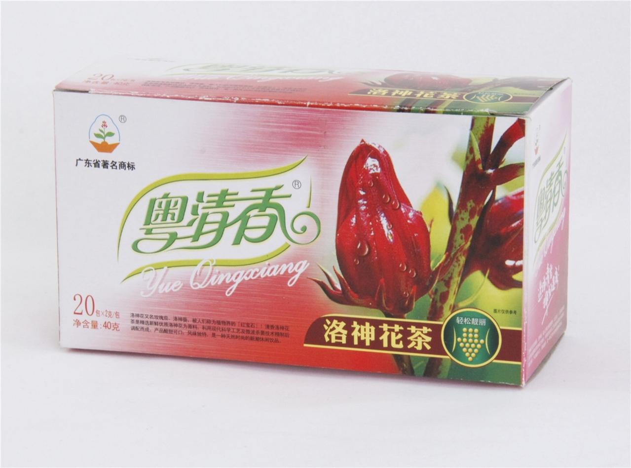 粤清香洛神花茶