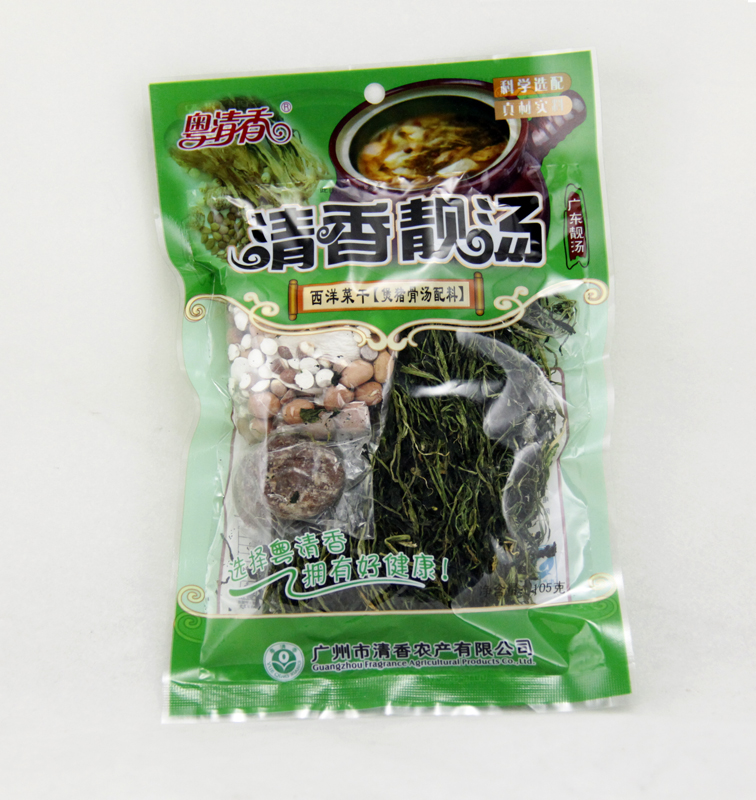 粤清香西洋菜干(煲猪骨汤料)