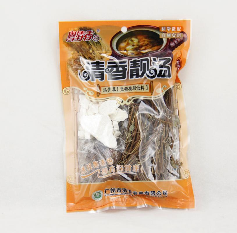 粤清香鸡骨草(煲猪横脷汤料)