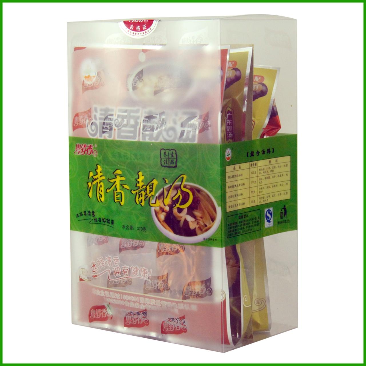 粤清香靓汤组合汤料3