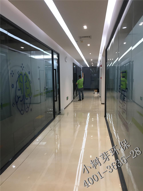 深圳湾科技生态园除甲醛