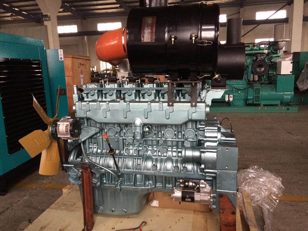 发电机组用cng/lng发动机
