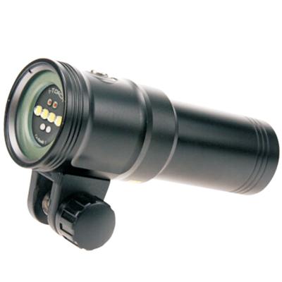 LED摄像补光潜水灯 DYH-D10VD