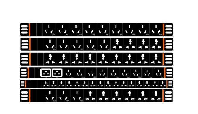 机柜配电单元