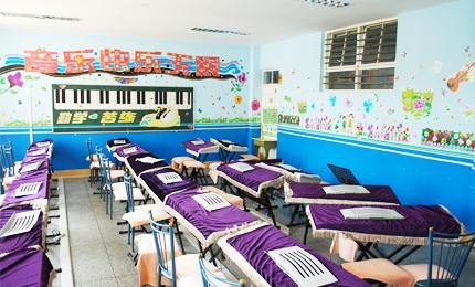 电子琴教室