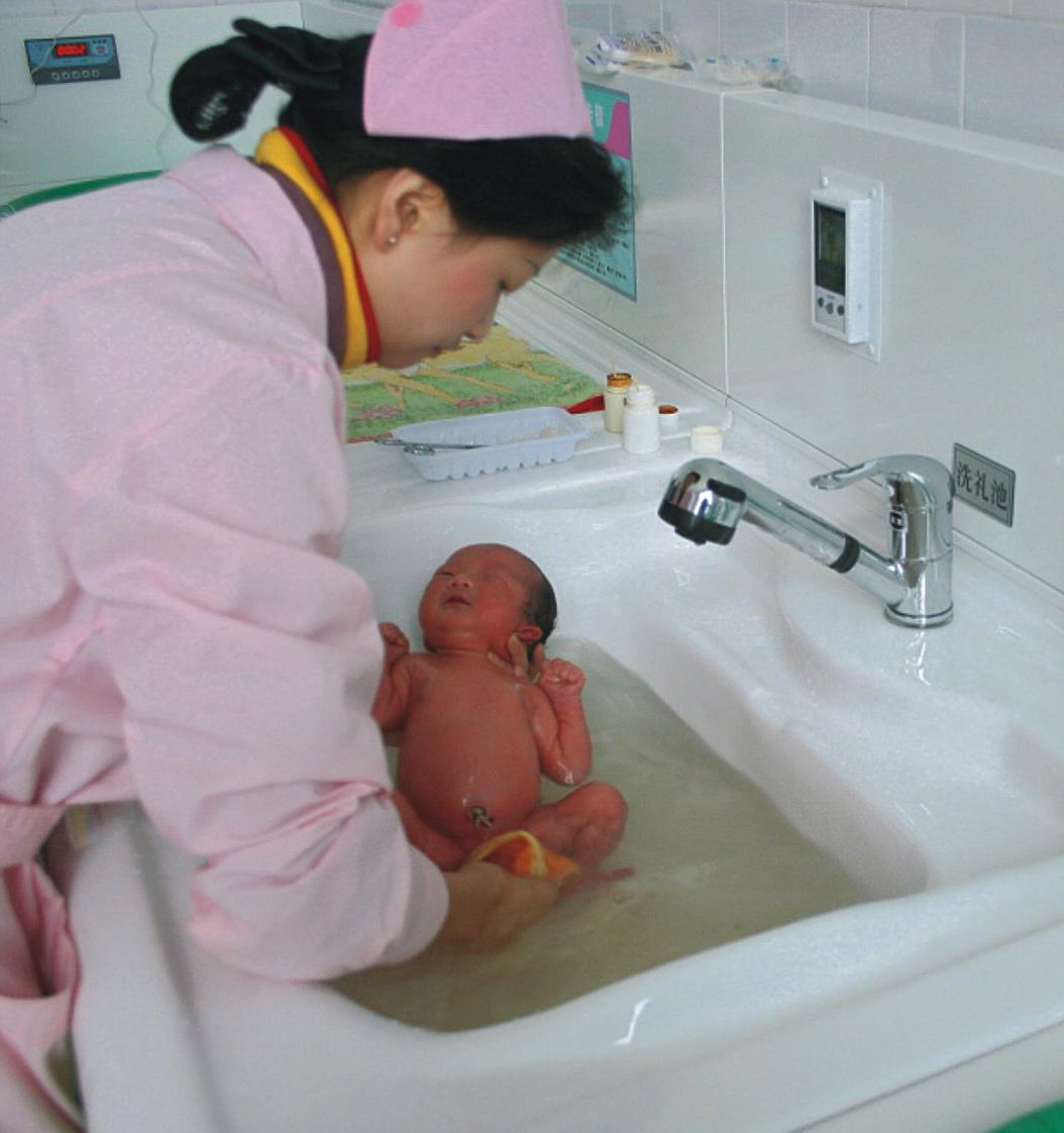 宝宝洗浴中心