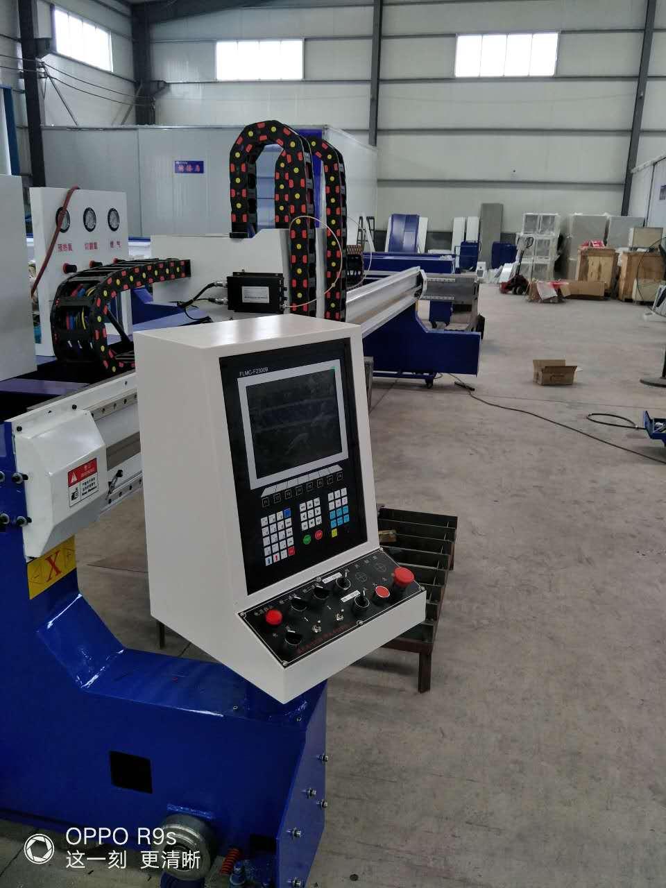 SNR-LM型龙门式数控等离子火焰切割机(一等一火)