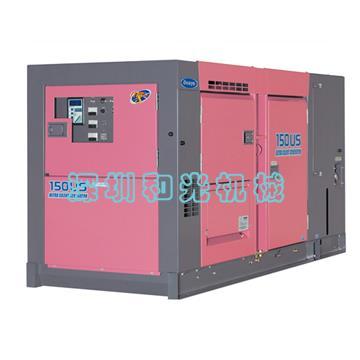 DCA超低静音型发电机