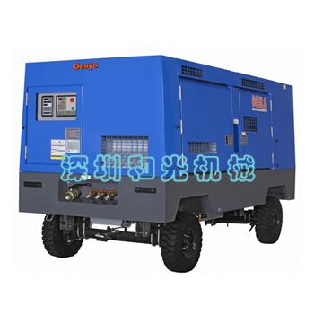 空压机 (柴油机驱动空压机)