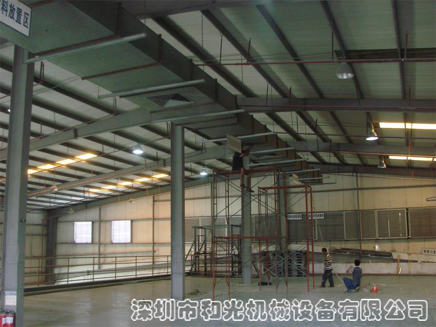 钢结构基础平台工程