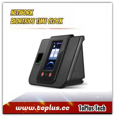 Biometric fingerprint time attendance management time clock recorder