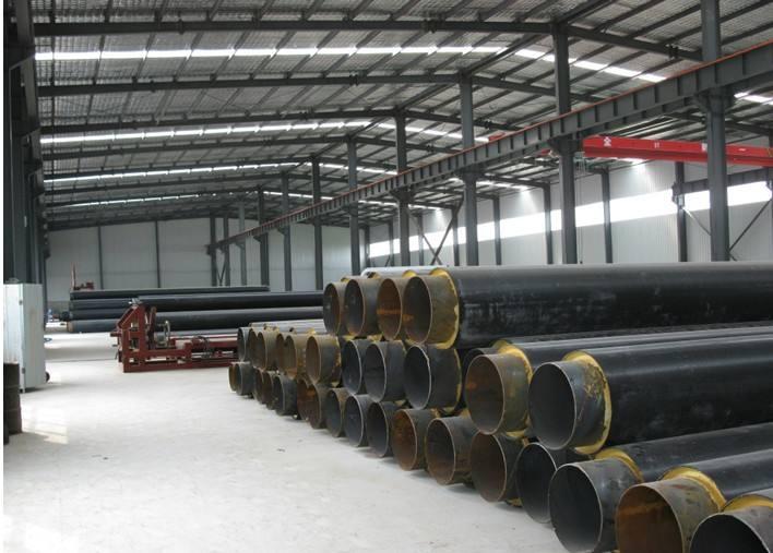 石油输送预制直埋保温管-厂家批发直营