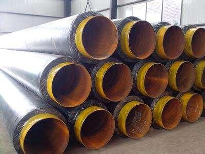 聚氨酯直埋保温管管道