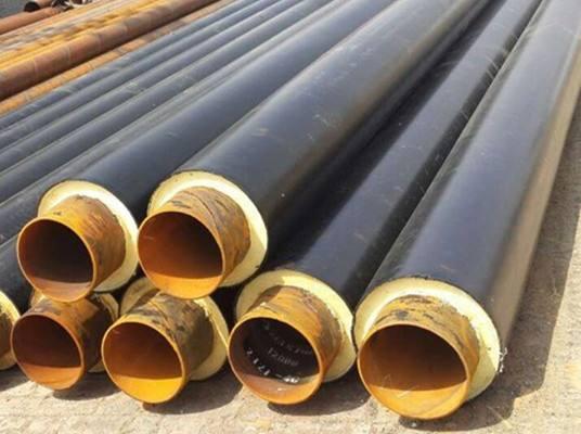 57小区供热聚氨酯保温钢管-实力厂家批发