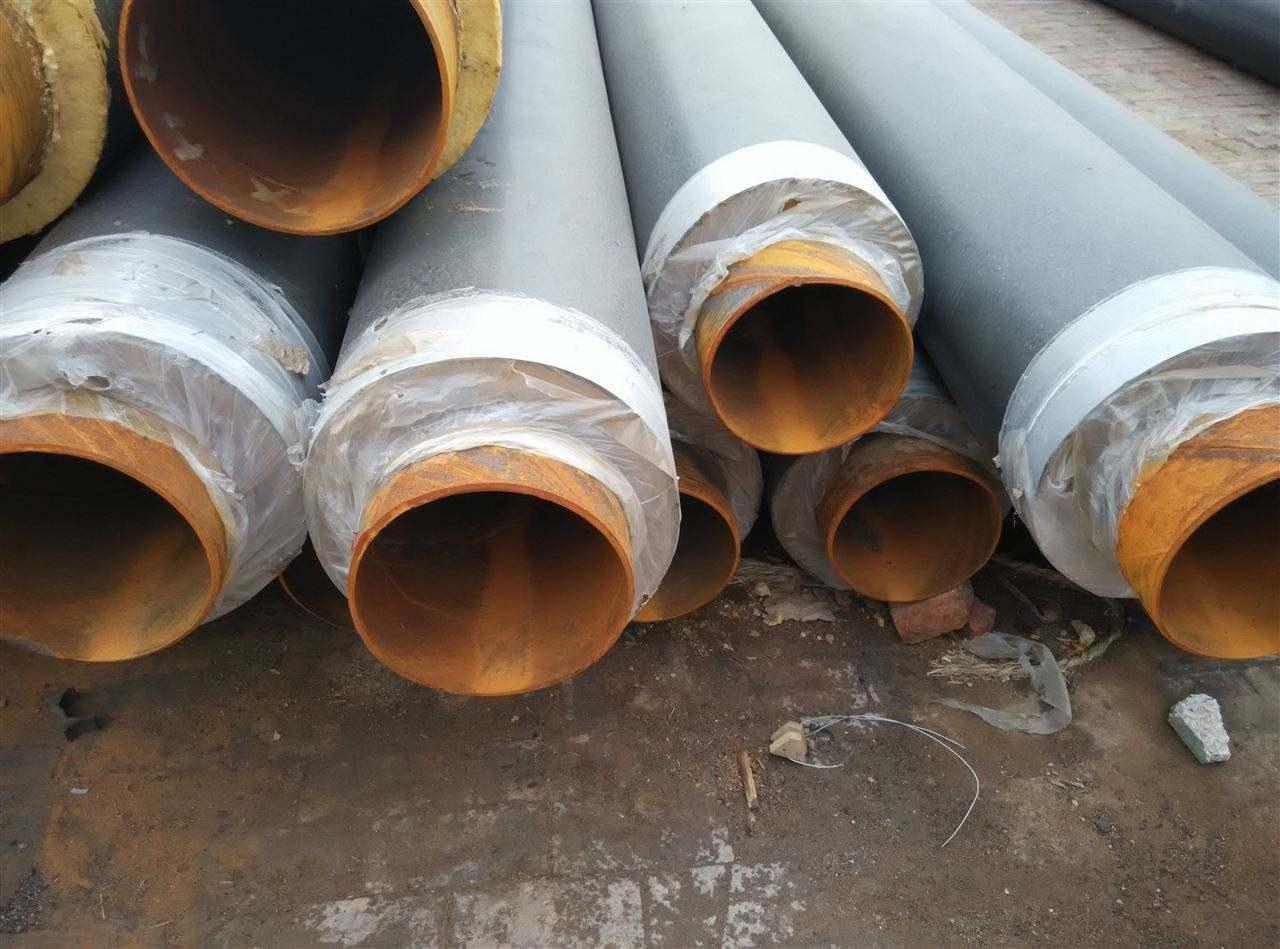 耐高温预制聚氨酯直埋保温管-厂家现货批发