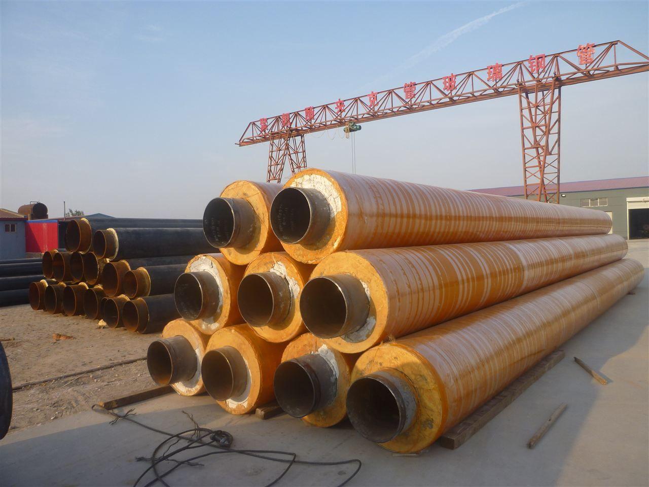 45耐腐蚀硬质聚氨酯保温管-厂家现货定制