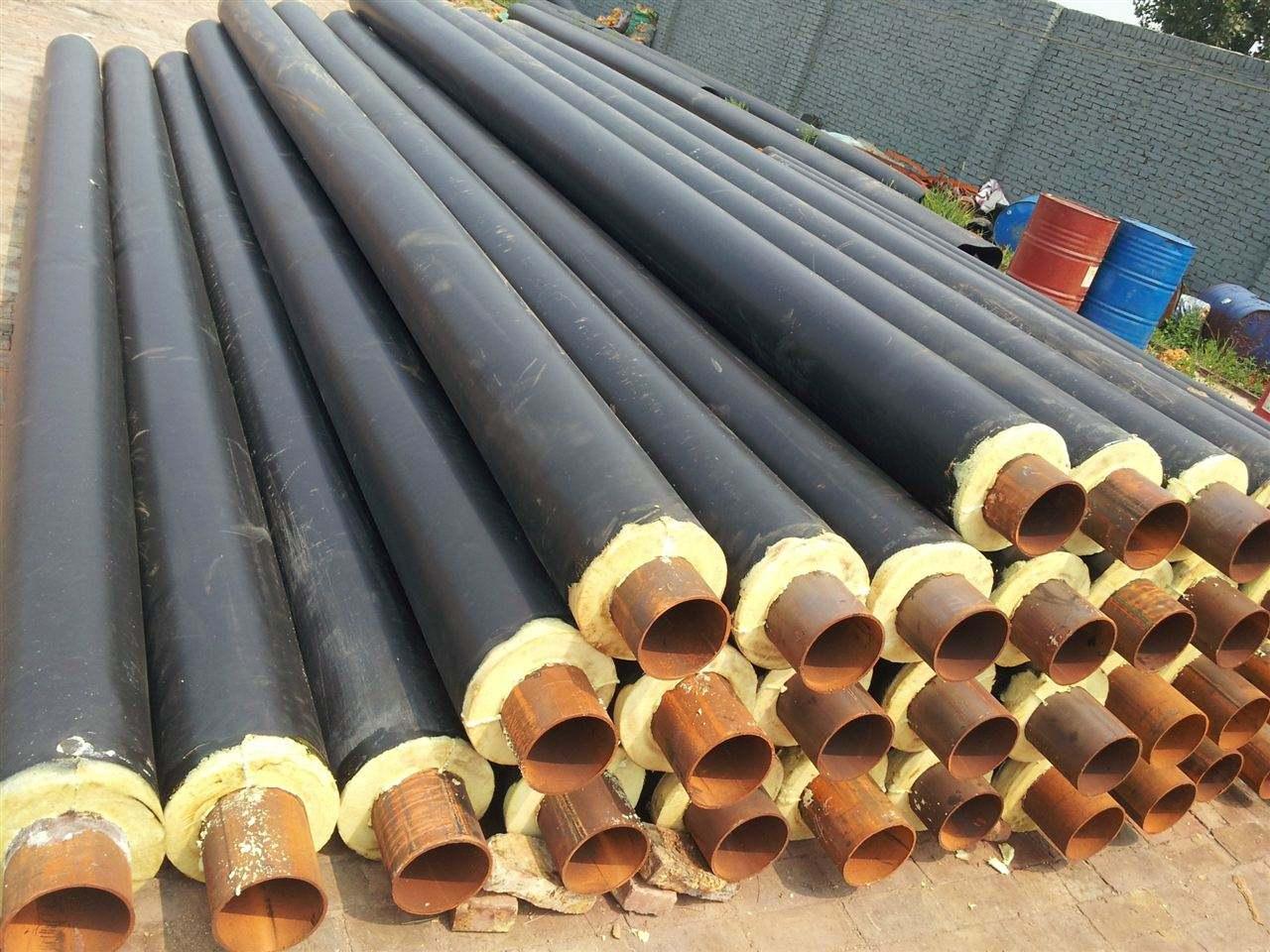 32耐低温直埋预制保温管-厂家现货直销