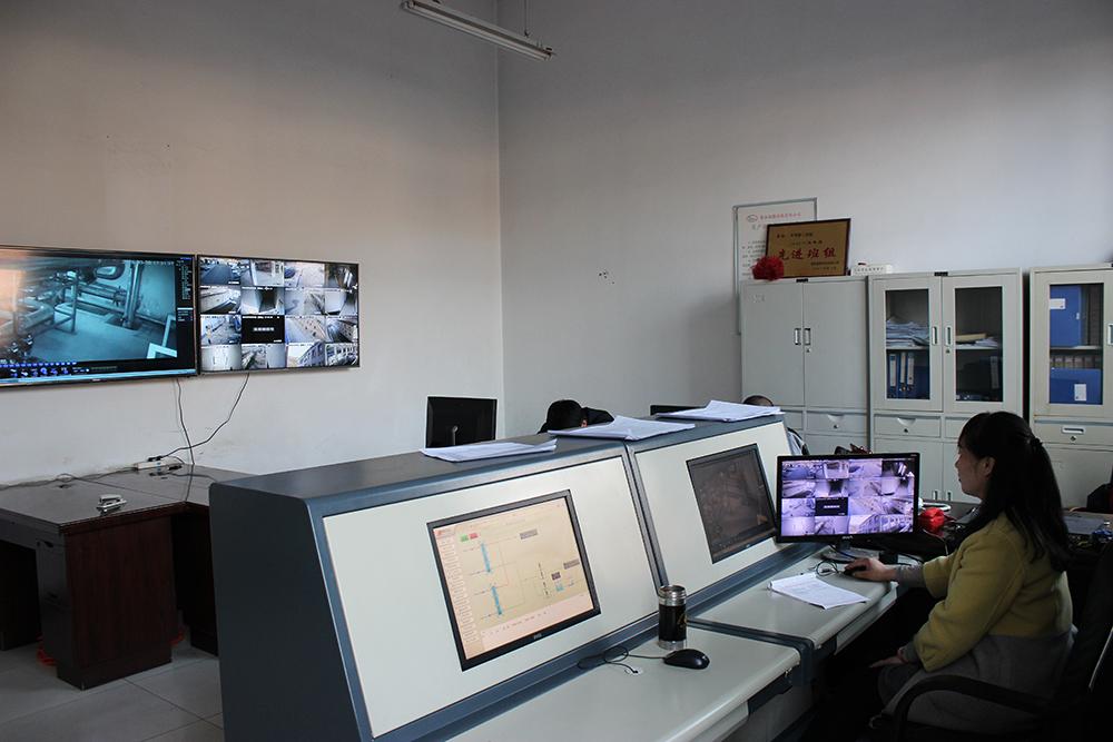 自动化监控室