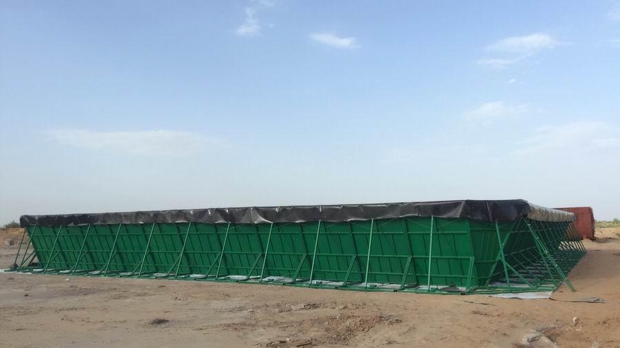 快装式环保蓄液池700方