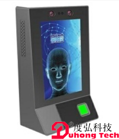 度弘指紋、人臉識別機