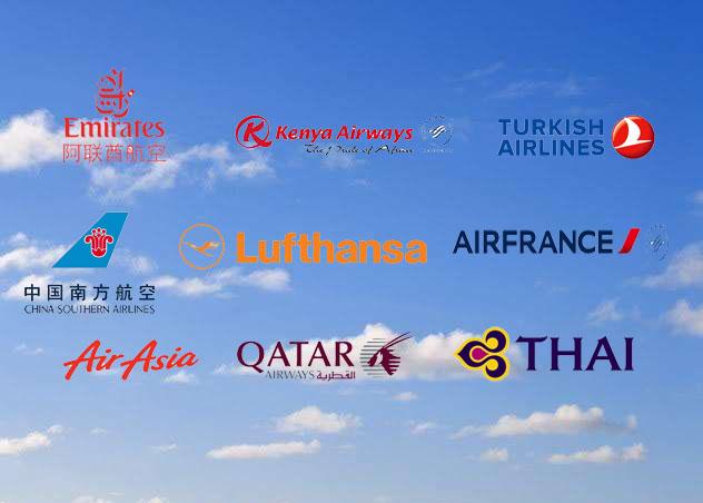 合作航空公司