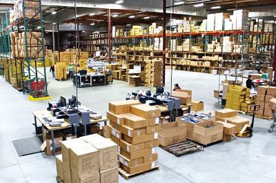 跨境电商——FBA海外仓服务