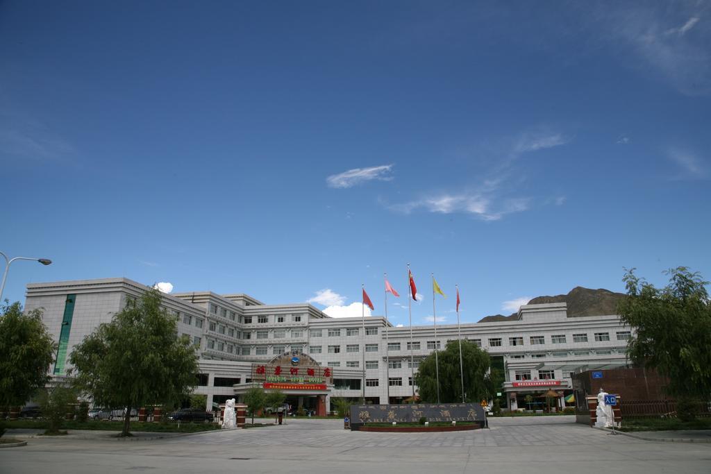 西藏雅砻河酒店