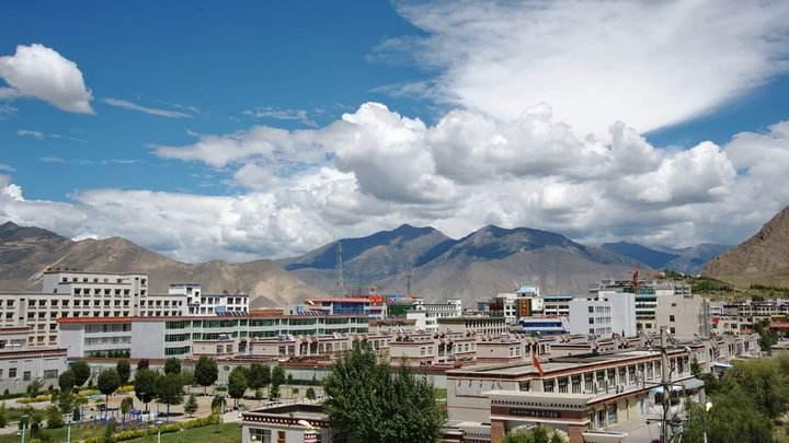 拉萨、山南、后藏日喀则六日