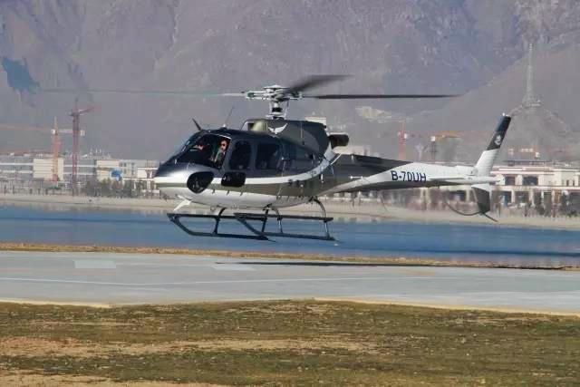直升机—空游拉萨