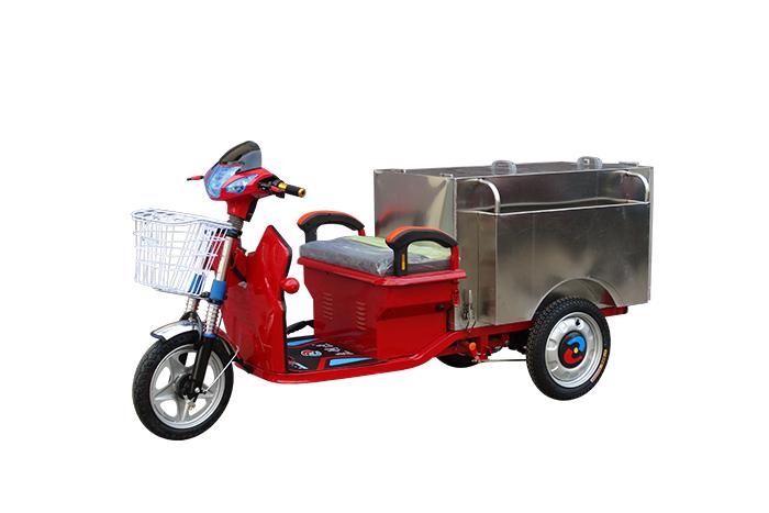 小型不锈钢环卫车