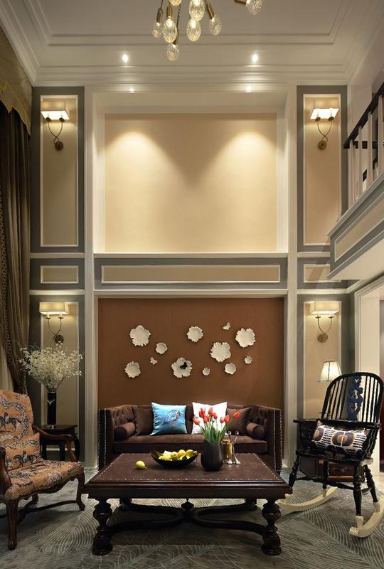 新中式别墅装修设计