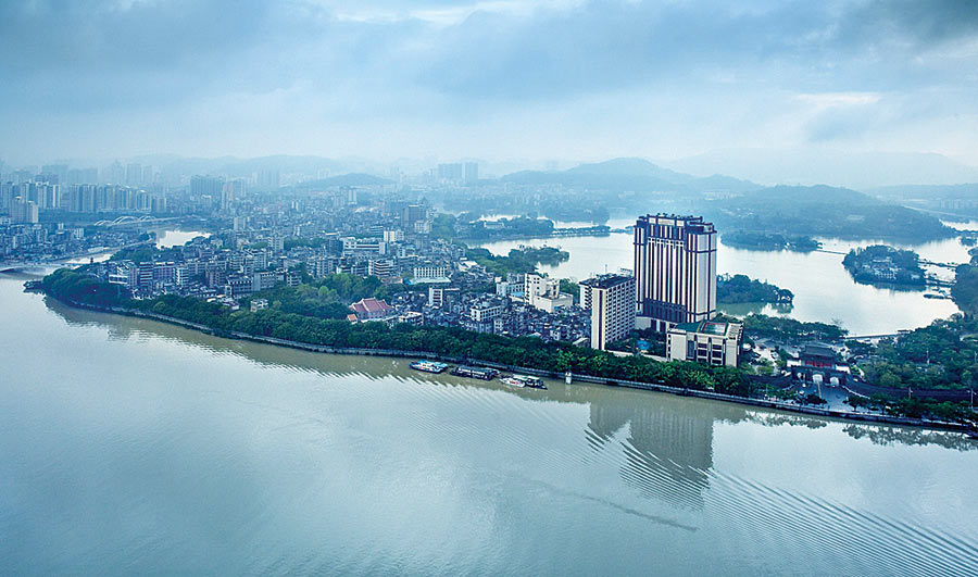 惠州:生态引领绿色示范