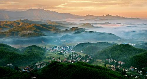 湖州:美丽乡村 生态画卷