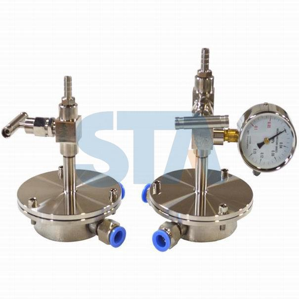 Vacuum flange with water cooling-STA UNIVERSE GROUP CO,  LTD