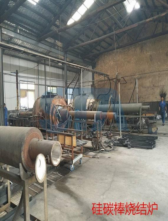 sintering furnace for producing silicon carbide SiC heating elements and Molybdenum disilicide MoSi2 heating elements, sic heater, silicon carbide heater, MoSi2 heater