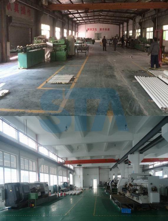 manufacturer of fused silica roller, alumina ceramic roller