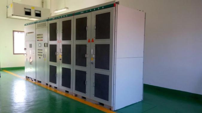 融冰SVG   湖南福冲变电站  5kV SVG 7.5M
